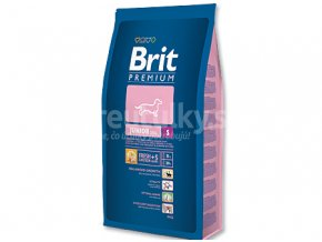 brit premium junior s 8