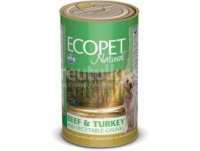 farmina ecopet beef turkey